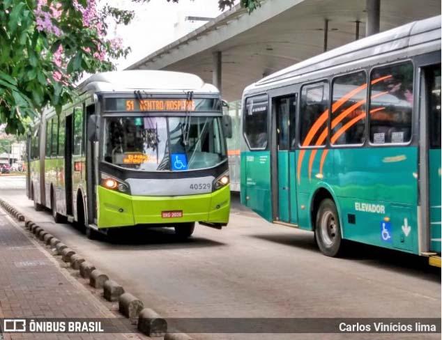 Belo Horizonte segue com ônibus e estações lotadas e com aglomerações de passageiros
