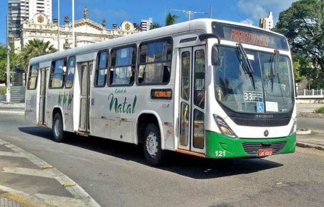 Natal: Justiça determina que 100% da frota de ônibus esteja circulando