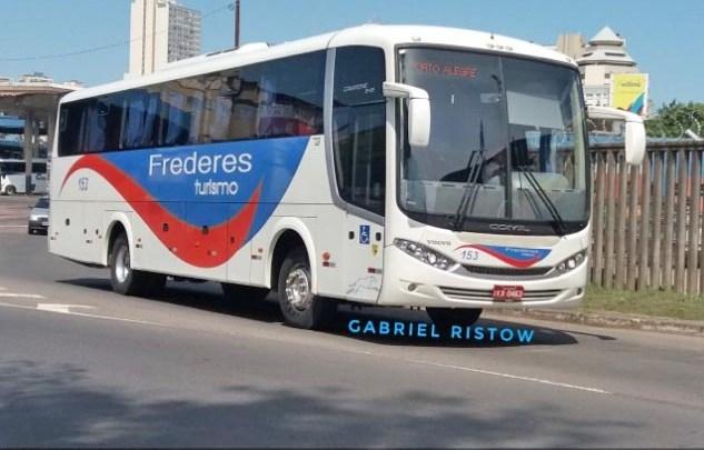 RS: Morre motorista da Expresso Frederes por complicações da Covid-19