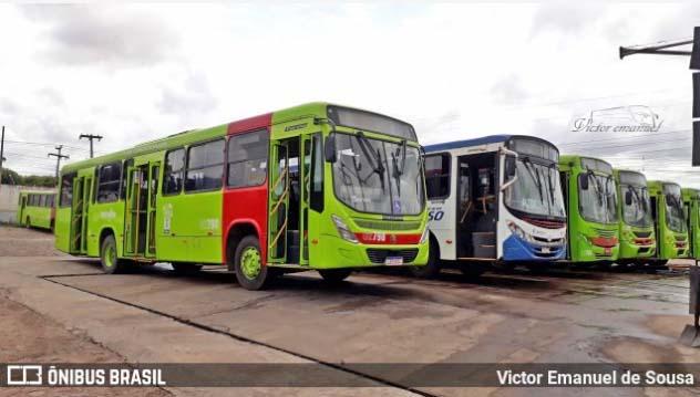 Teresina: Rodoviários devem decidir sobre o fim da greve de ônibus nesta segunda-feira