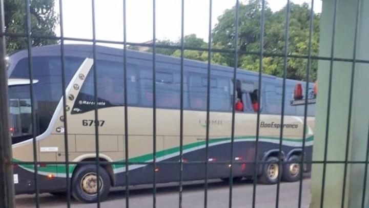 PA: Marginais são mortos dentro de ônibus em Abaetetuba ao tentar assaltar passageiros