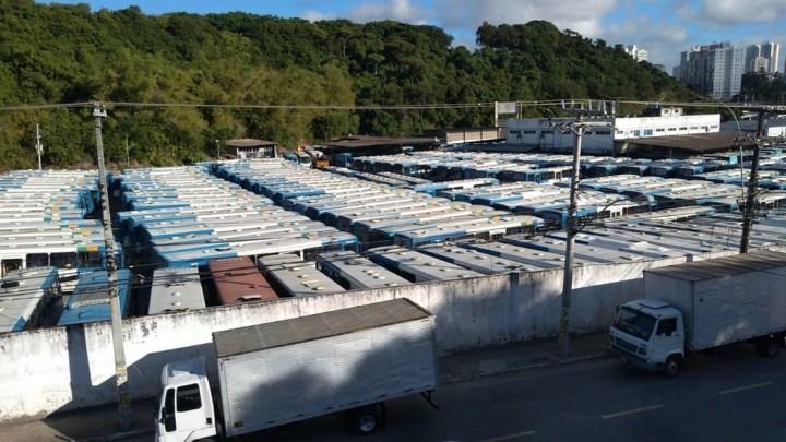 Salvador: Funcionários da CSN fazem paralisação nesta manhã. Veja as linhas atingidas na cidade
