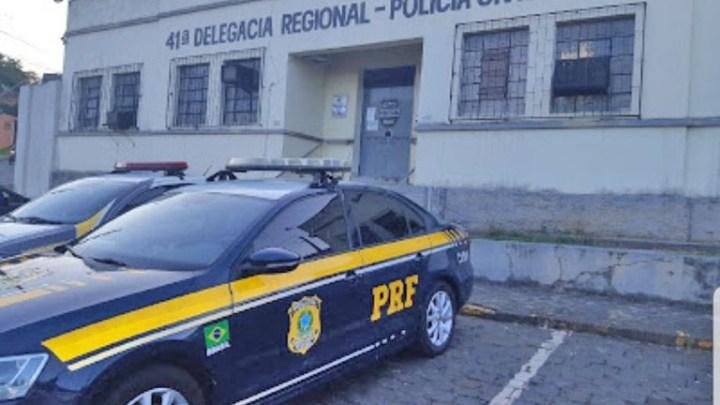 PR: Passageiro de ônibus é preso pela PRF por importunação sexual em Irati