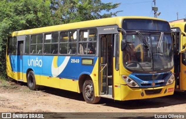 MG: Ônibus da Viação União é incendiado nesta quarta-feira em Muriaé