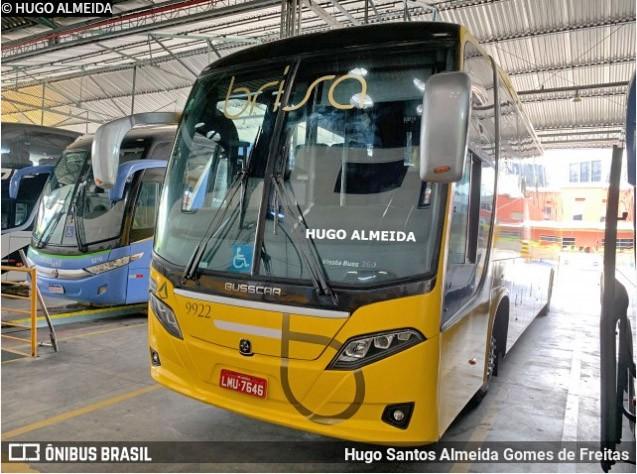 Brisa incorpora ônibus Busscar Vissta Buss 360 e DD ex-Util