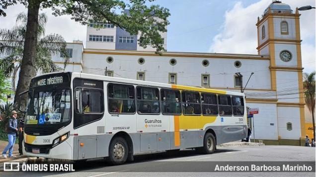 SP: Rodoviários de Guarulhos suspendem greve desta terça-feira