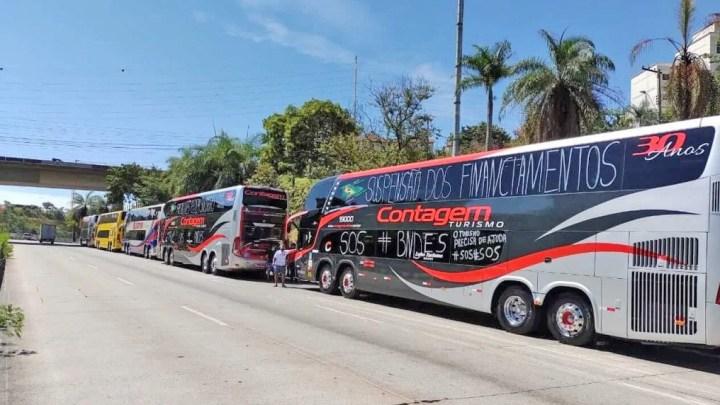 Empresários do turismo e fretamento pedem socorro em meio a pandemia da Covid-19