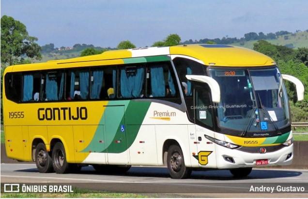 Gontijo vende passagem no trecho São Paulo x Belo Horizonte por R$ 31,80 neste domingo