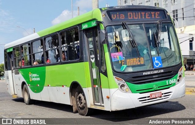 RJ: Campos intensifica fiscalização contra excesso de passageiros em transporte público