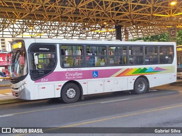 MG: Poços de Caldas deve divulgar nova contratação emergencial para o transporte