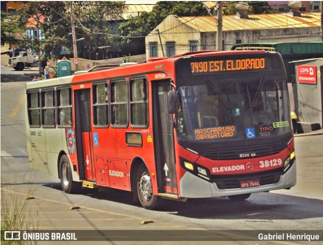 MG: DER e Prefeitura de Contagem fiscalizam ônibus nesta segunda-feira