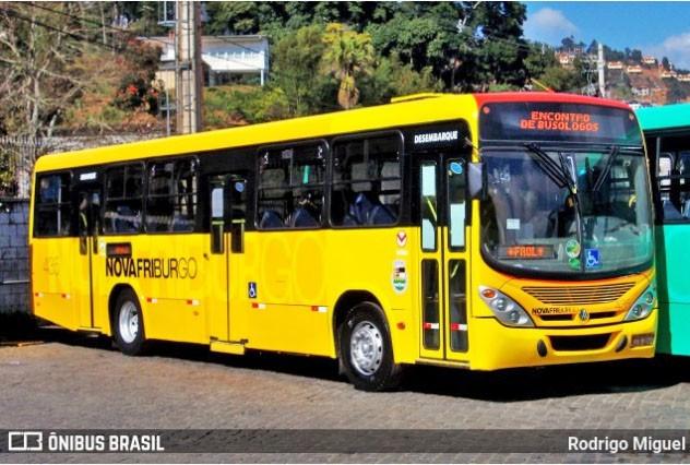 RJ: Nova Friburgo inicia processo para contratação emergencial de empresa de ônibus