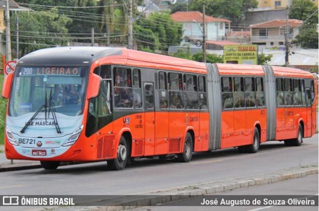 PR: TCE comunica Prefeitura de Curitiba sobre lotação de ônibus