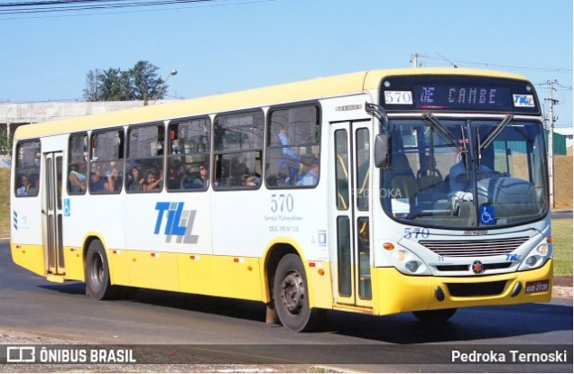 PR: Rodoviários de Londrina realizam paralisação do transporte nesta sexta-feira