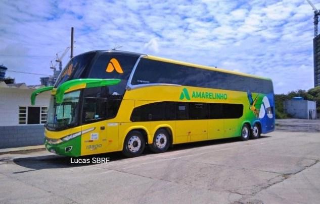 Viação Amarelinho recebe autorização da ANTT para voltar comercializar passagens