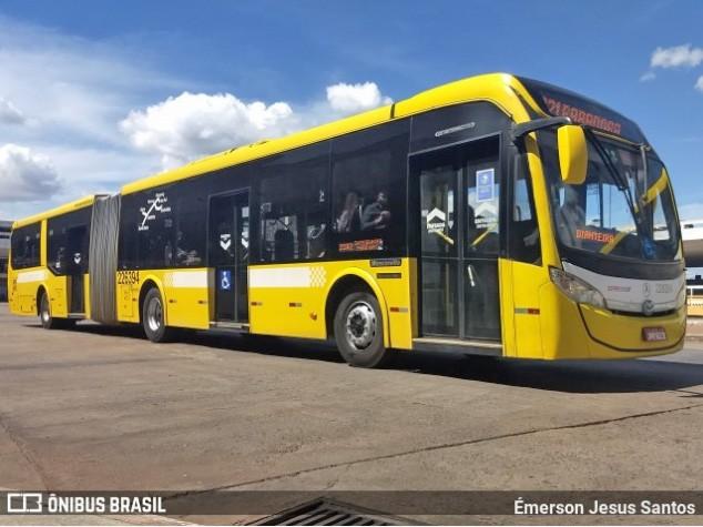 Brasília ganha reforço nas linhas de ônibus devido a paralisação de metroviários