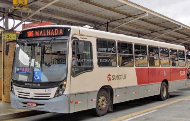 PR: Greve de ônibus em São José dos Pinhais segue nesta sexta-feira com 50% da frota nas ruas