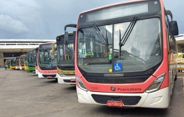 DF: Ônibus circulam em horário especial nesta sexta-feira (2)