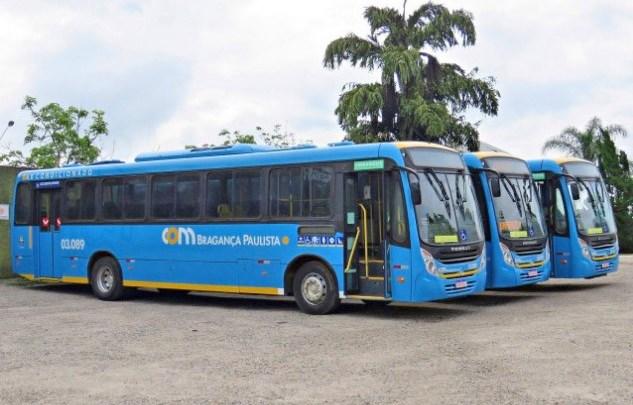 SP: Funcionários da JTP Transportes fazem paralisação em Bragança Paulista nesta manhã