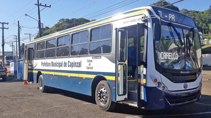 SC: Prefeitura de Capinzal oferece mais horários de ônibus