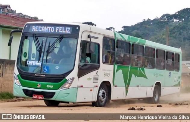 SP: Termina a paralisação de ônibus em Campos do Jordão