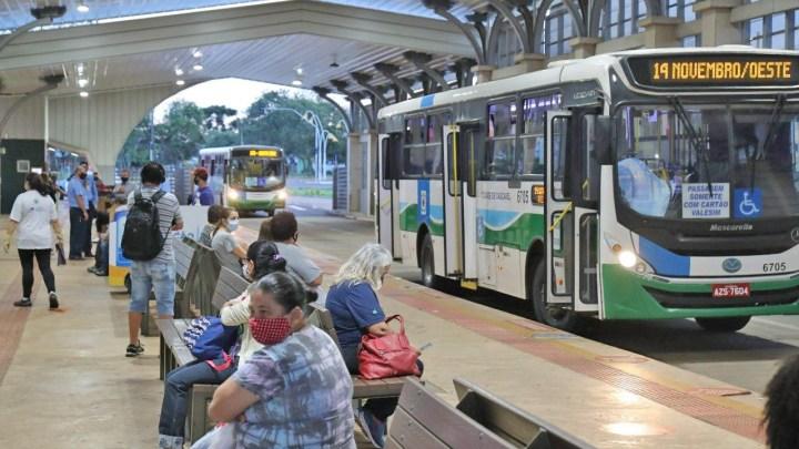 SC: Cascavel passa a ter circulação de ônibus das 6 às 23h a partir de segunda-feira 19