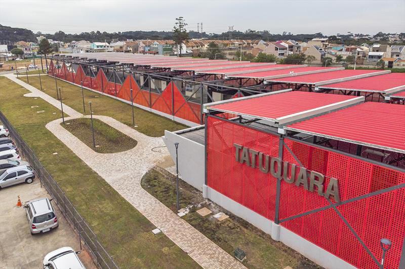 Curitiba: Linhas de ônibus começam a operar no novo Terminal Tatuquara