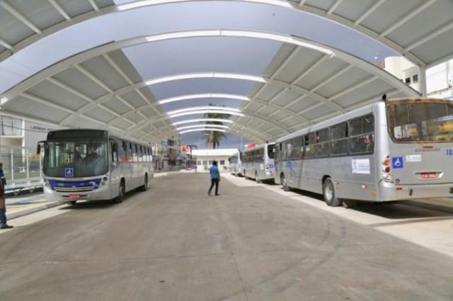 BA: Prefeitura de Vitória da Conquista acompanha o teste de operação da Estação Herzem Gusmão - revistadoonibus