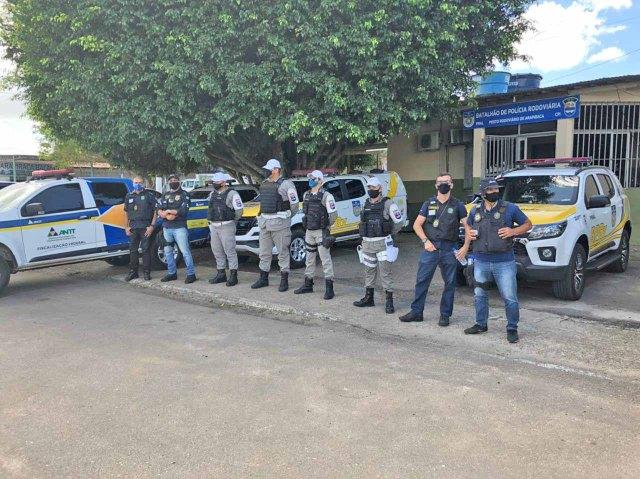 AL: ANTT realiza operação de combate ao transporte clandestino em Arapiraca - revistadoonibus