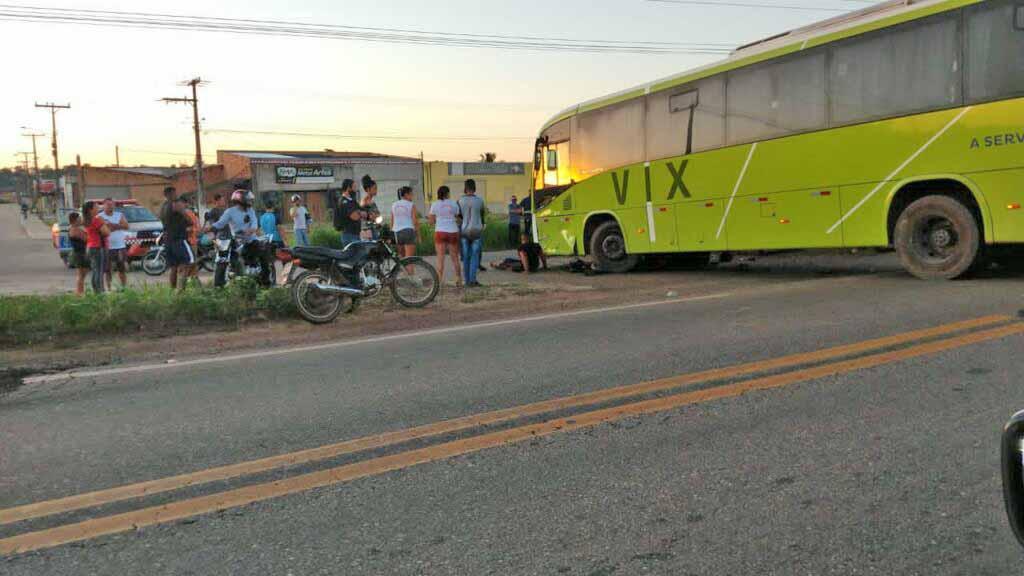 PA: Soldado do Exército morre em grave acidente com ônibus na PA-150 em Marabá