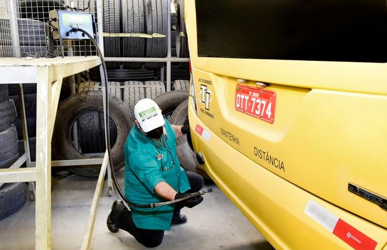 SP: Jundiaí tem ônibus com excelência e mínima emissão de poluentes