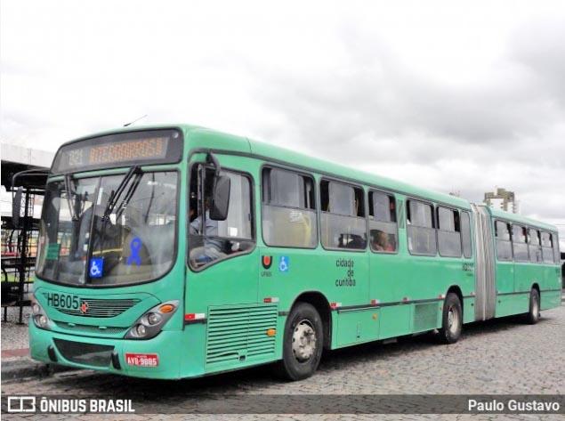 Curitiba: Justiça concede liminar que garante funcionamento do transporte coletivo