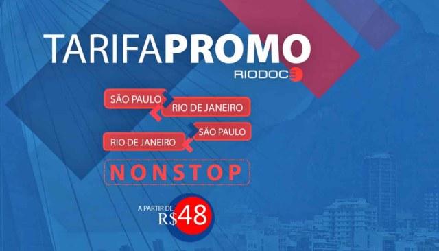 Viação Rio Doce oferece tarifa promo na Rio x São Paulo x Rio a partir de R$ 58 - revistadoonibus