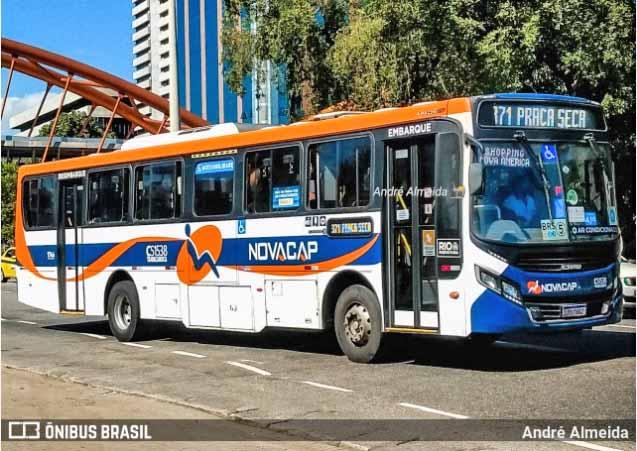 Rio: Bandidos roubam assentos de ônibus na Viação Novacap na Zona Norte