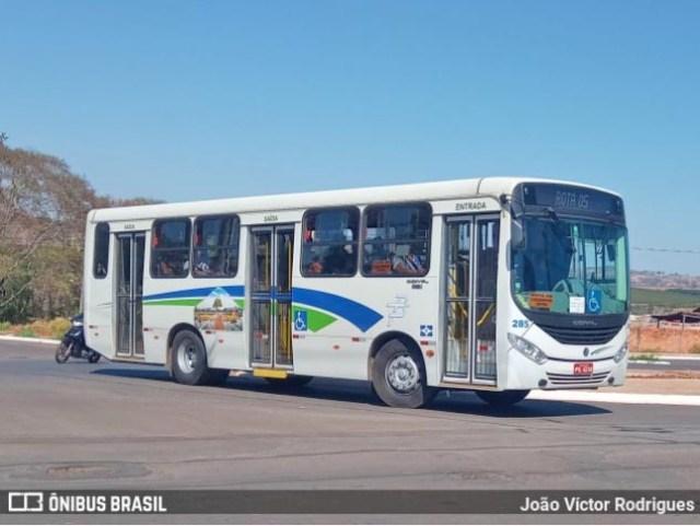 MG: Idoso acaba apreendido em Patos de Minas após agredir passageiro em ônibus - revistadoonibus
