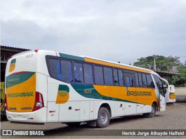 Viação Bassamar renova parte de sua frota com Viaggio G7 900 - revistadoonibus