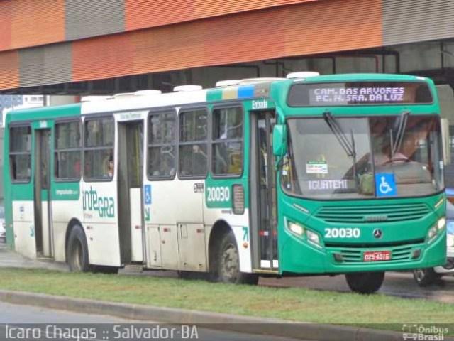 Salvador: Ônibus da OT Trans é assaltado no bairro Calabar - revistadoonibus