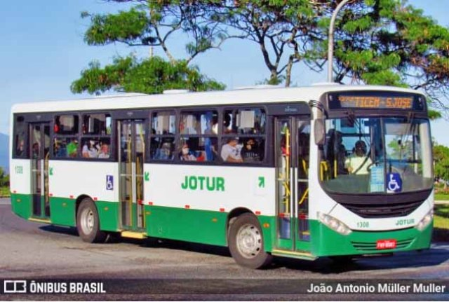Jotur amplia horários de ônibus entre Florianópolis e Palhoça - revistadoonibus