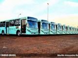 SP: Viação Paraty renova parte da frota para atender o município de Jaú