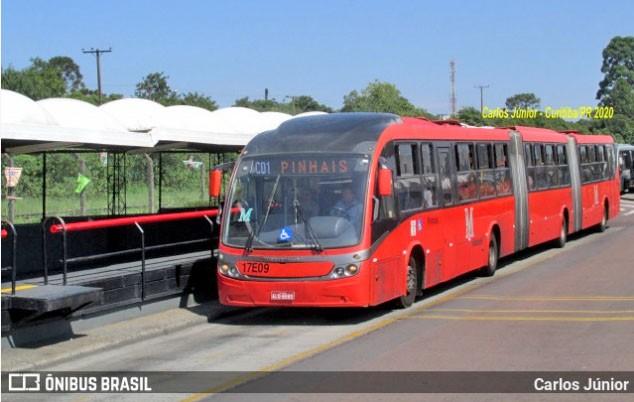 Curitiba bloqueia cartões de passageiros com covid-19 que tentam furar o isolamento