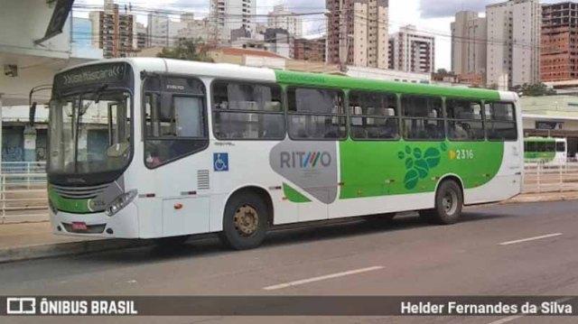 SP: Rodoviários de Ribeirão Preto fazem paralisação nesta manhã - revistadoonibus