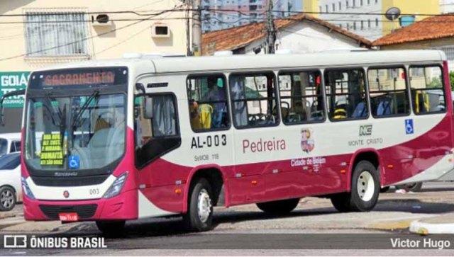 Paralisação de rodoviários atinge Belém, Ananindeua e Marituba nesta manhã - revistadoonibus