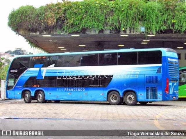 MG: Transnorte escala ônibus DD na linha Taiobeiras x Belo Horizonte e conquista mais passageiros - revistadoonibus