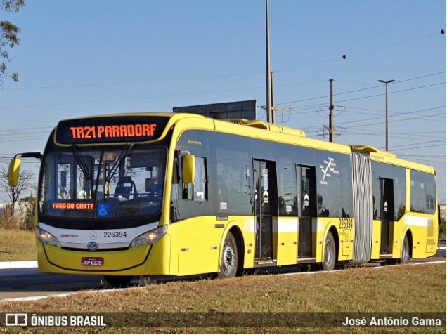 Brasília: STJ proíbe paralisação de motoristas de ônibus na capital