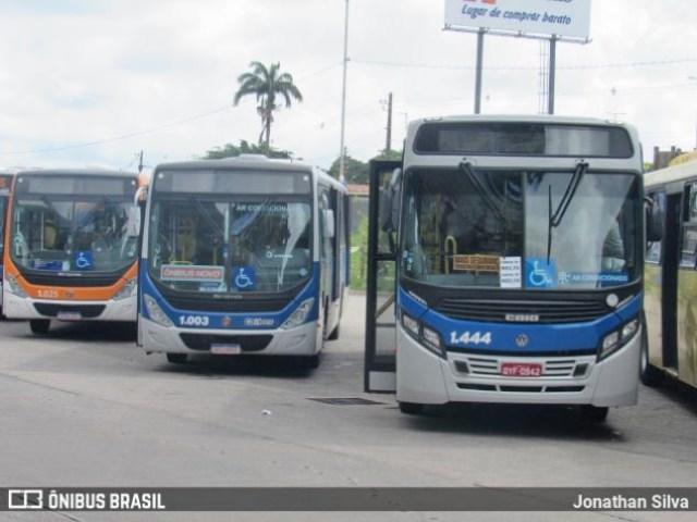 PE: Expresso Vacina Olinda visita garagens de ônibus para vacinar profissionais contra Covid-19 - revistadoonibus
