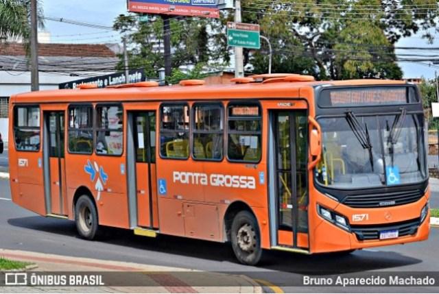 PR: Paralisação de Rodoviários em Ponta Grossa chega ao 4º dia - revistadoonibus