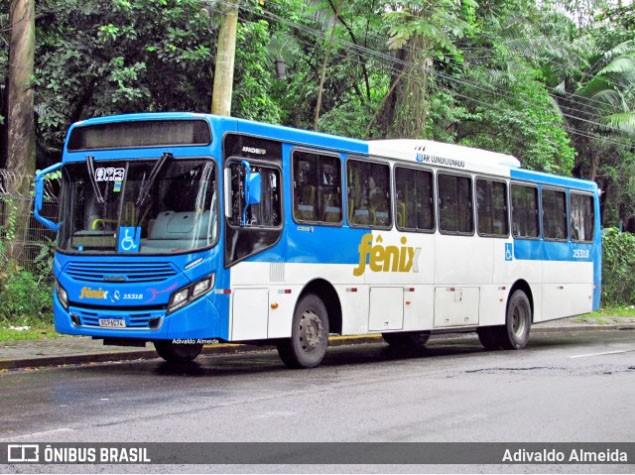SP: Moradores de Cubatão reclamam de atrasos e lotação em ônibus da Fênix - revistadoonibus