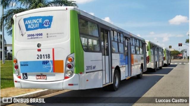 TRT suspende a paralisação de rodoviários em Goiânia - revistadoonibus