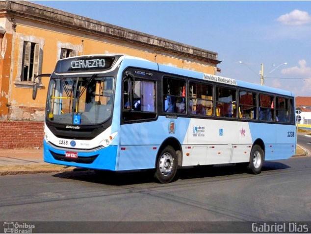 SP: Rio Claro anuncia novos horários em linhas extras de ônibus circulares