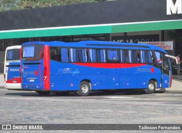 MG: Dupla que furtou notebooks em ônibus da Viação Rio Doce é presa em Muriaé - revistadoonibus